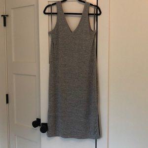 Super comfy grey Gap dress.